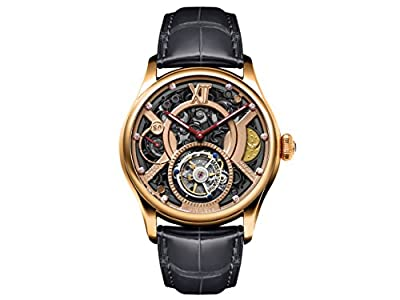 Memorigin Time Witness Series Tourbillon Watch Daniel Chan