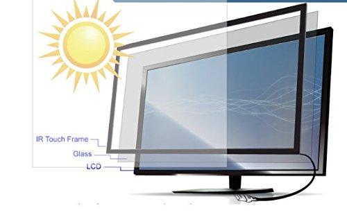 43inch 109,2 cm 10point Touch Overlay Infrarot Touch Rahmen Monitor, TV, Tee Tisch, Treiber, USB-Stecker Touch-overlay