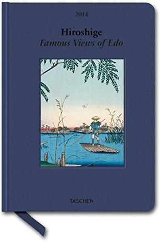 14 Hiroshige (Taschen Small Clothbound Diary)