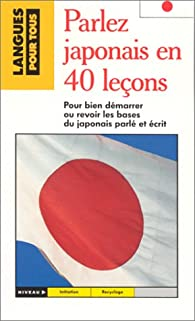 Le japonais en 40 leçons par Hidenobu Aïba