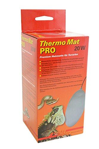 Lucky Reptile HTP-20 Thermo Mat Pro 20 W, Heizmatte für Terrarien
