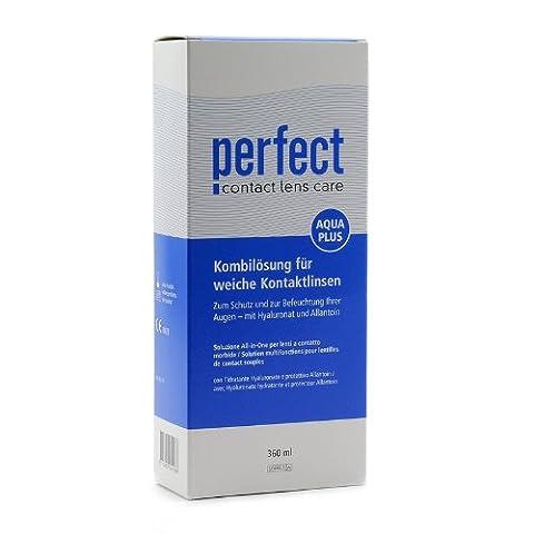 PERFECT AQUA PLUS (Desinfizieren Von Kontaktlinsen)