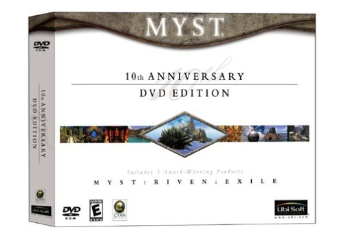 Myst 10th Anniversary DVD Edition - PC/Mac by Ubisoft