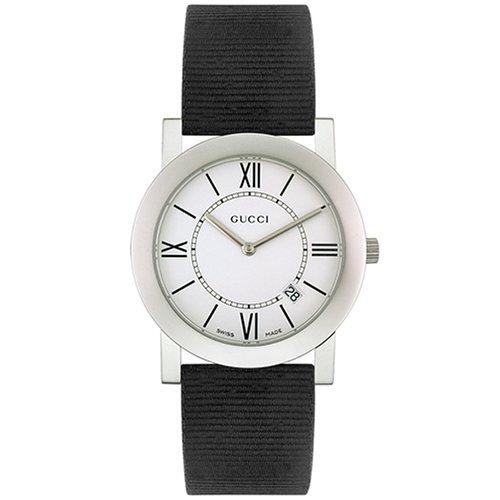 Gucci YA052301 - Reloj de pulsera hombre, Cuero