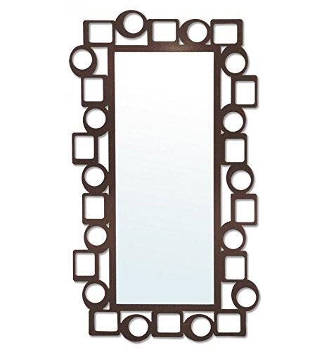 Espejo-vestidor-de-forja-Pop-6-Negro