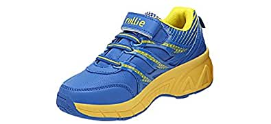 Rollie Roller Wave Blue/Yellow Shoes for Kids 34 EU
