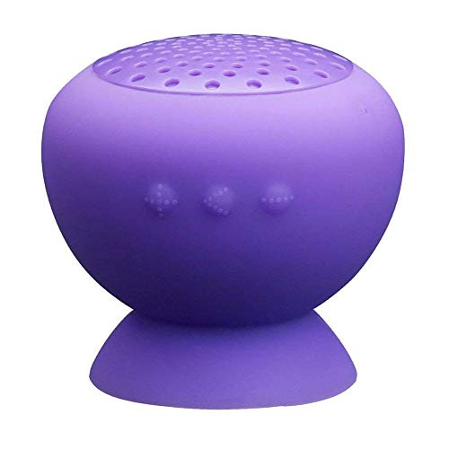 Specifications:Material: plasticColor: purpleSize: 62x59mmOutput power: 3WFrequency: 2.400 GHz-2.480 GHzTransmission Range: 10mCharging time: 1.5-2HCharging type: micro USBNote:1.1 inch=2.45cm/1cm≈0.393inch2.Please allow 1-3 cm error due to manual me...