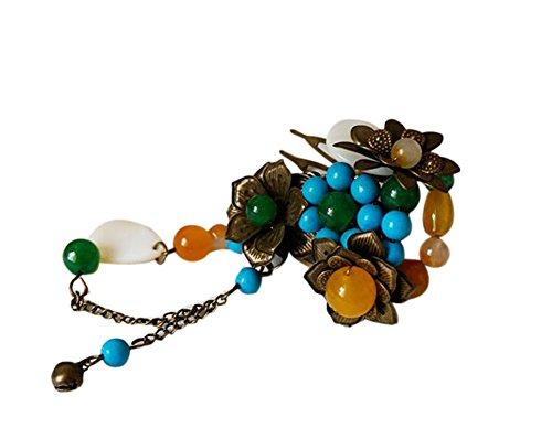 Exquis traditionnel national charmante Peignes Accessoire