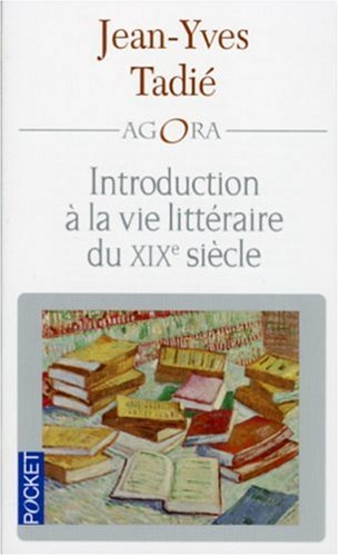 INTRODUCT VIE LITTERAIRE XIXES