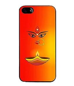 Fuson Designer Back Case Cover for Apple iPhone 4S (fringe beauty natural lotus rose )