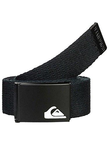 quiksilver-ceinture-pour-homme-the-jam-taille-unique-noir-noir