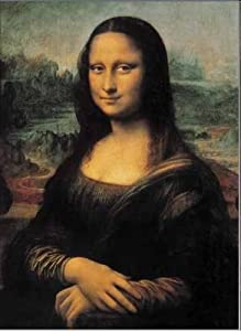 Editions Ricordi 2901N16180  - De Oro Leonardo DA Vinci LA GIOCONDA - Mona Lisa Puzzle 1500 Piezas del Rompecabezas