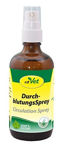 cdVet Naturprodukte DurchblutungsSpray 100 ml -