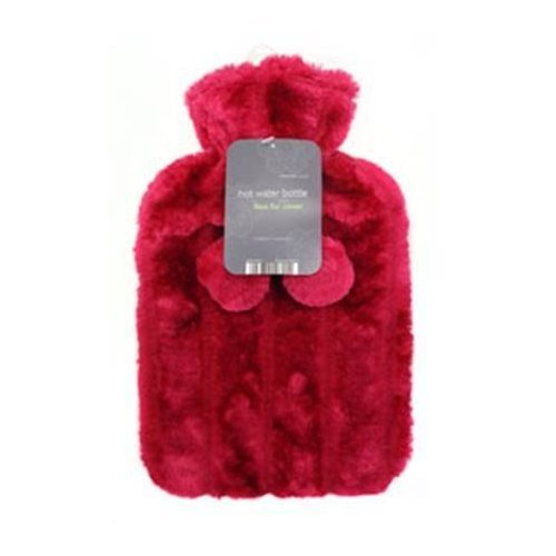 hot-water-bottles-with-luxury-faux-fur-pom-poms-by-country-club-2-litre-red