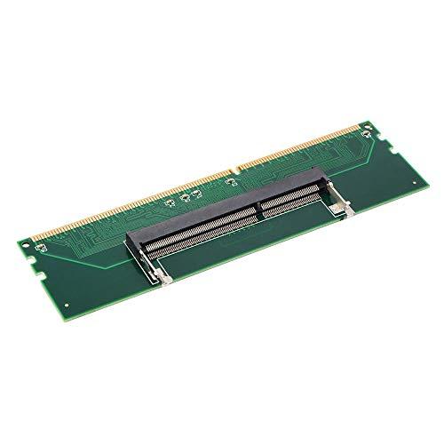 Chhals ddr3 laptop 204pin so-dimm for desktop 240pin dimm memoria ram converter scheda adattatore ac1393 accessori elettronici adattatore di alimentazione