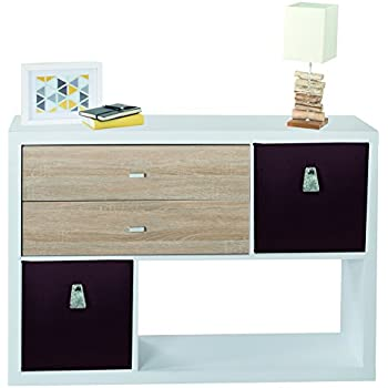 ikea kallax regal in wei 77x77cm kompatibel mit expedit k che haushalt. Black Bedroom Furniture Sets. Home Design Ideas