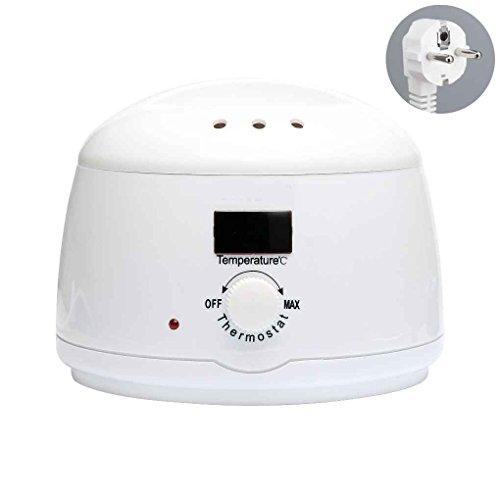 Babysbreath Visuelle Temperatur Epilation Wachs Therapie Maschine Wachs Heizung Haarentfernung Produkte Make-up-Tools EU-Stecker