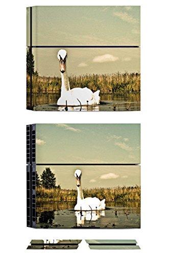 microsoft-xbox-case-autocollant-skin-en-vinyle-de-film-autocollant-pour-oiseaux-oie-de-cygne
