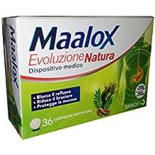 MAALOX Evoluzione Natura 36 Compresse Masticabili