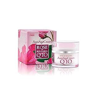 Crema Regenerante con Coenzima Q10 y Agua de Rosa 50 ml