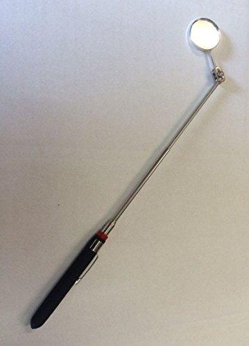 Miroir télescopique tool 30 mm-extensible 175–490 mm pour par ex. géocaching
