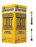 Kit Tubeless Reifen x-sauce (2Rollen) 27.5Zoll–20mm   Presta