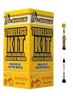 Kit Tubeless Rueda X-SAUCE (2 ruedas) 29 pulgadas - 20mm | Presta