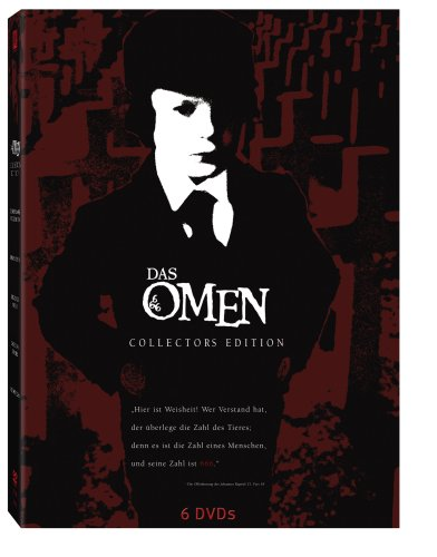 Bild von Omen - Ultimate Collector's Edition (6 DVDs)