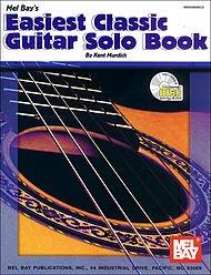 EASIEST CLASSIC GUITAR SOLO  PARTITURAS  CD PARA GUITARRA