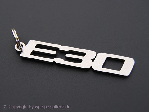Preisvergleich Produktbild BMW E30 Schlüsselanhänger 316 318 320i 323i 325i 325e Touring Cabrio M3 Keychain Key Chain Keyring Pendant Fob Keyfob