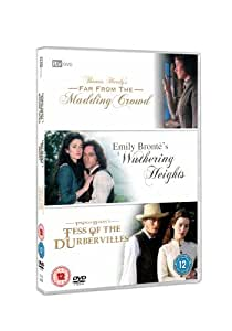Far from the Madding Crowd / Wuthering Heights / Tess of the D'urbervilles [DVD]