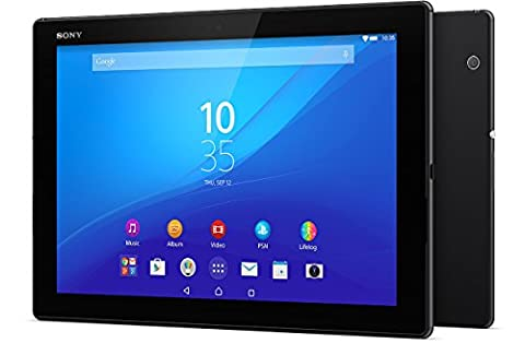 Sony Xperia Z4 4G Tablette Tactile 10