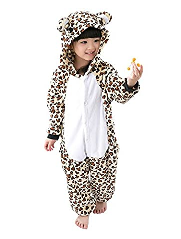 Costumes Ours Outfit - ABYED Adulte Unisexe Anime Animal Costume Cosplay