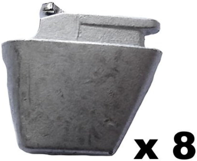 m. / mme (8x) adidas prédateur x-traxion goujons (8x) mme qualité de matériaux de haute qualité plus pratique be4893