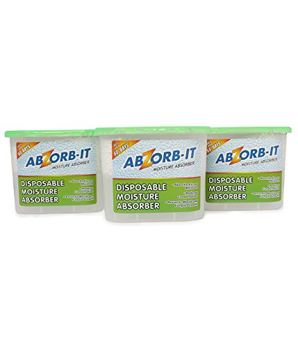 Abzorb-It Moisture Absorber, Green, 30...