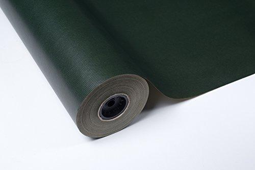 PAKOT Rollo de Papel Kraft, Verde, 70cmx100m