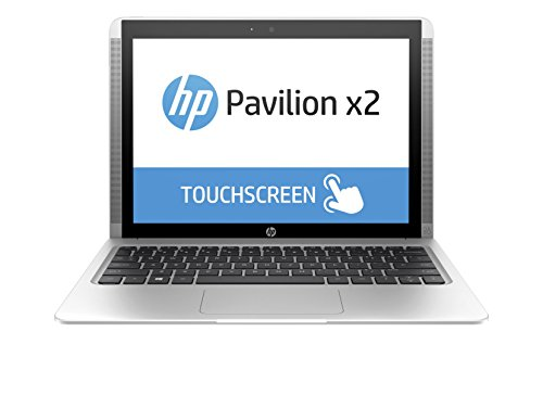 HP Pavilion x2 12-b101ns - Ordenador portátil de 12'' (Intel Core m3-6Y30, 4 GB de RAM, SSD de 128 GB, Windows 10 Home 64) plata natural