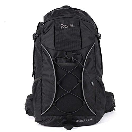 Sincere® Package / Sacs à dos / Portable 32L / Ultraléger extérieur sac de randonnée imperméable / 32L randonnée à dos d'équitation noir