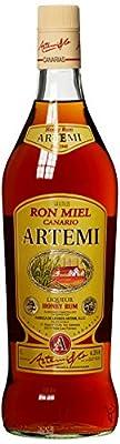 Ron Miel Canario Artemi, Honig Rum Liqueur, Kanarische Inseln, Likör (1 x 1 l)