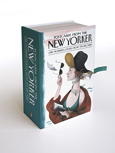 Postcards from The New Yorker: One Hundred Covers from Ten Decades por The New Yorker