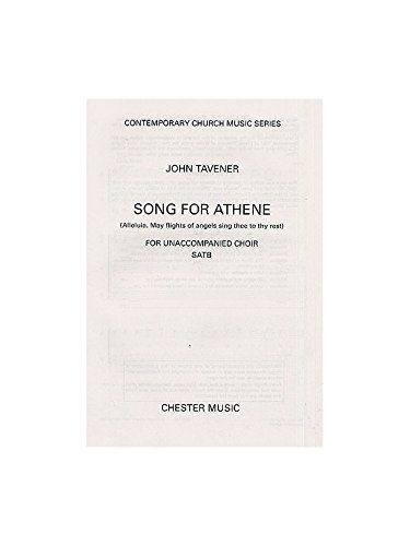 John Tavener: Song For Athene (Alleluia....