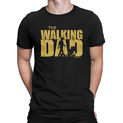 Buzz shirts regalo per i padri - the walking dad - maglietta da uomo