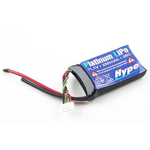 210-60835 - Hype Akku Platinum LiPo 11,1V, 350mAh, 26C