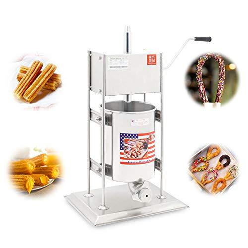 BAOSHISHAN Mochila Manual churro máquina eléctrica