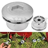 Universal Alloy Line Weed Trimmer Head Whipper Snipper Brush Cutter Brushcutter