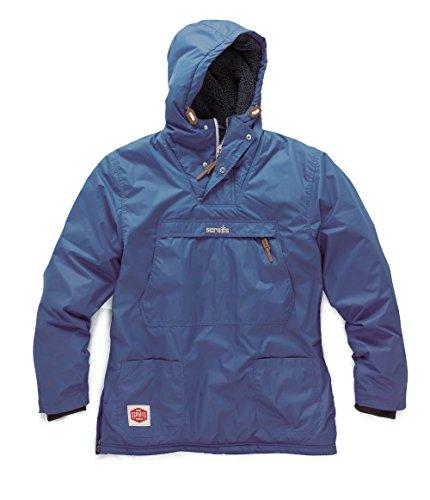 Preisvergleich Produktbild Scruffs Herren Vintage OTH Sherpa Jacke M schwarz
