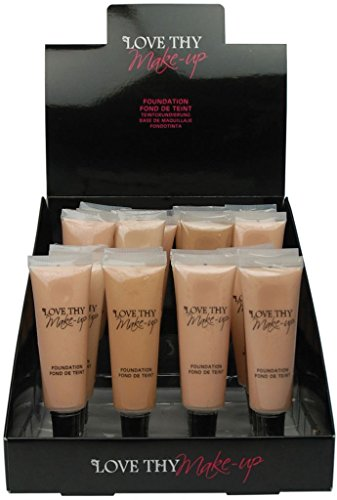 Love Thy Make-Up Biscuit Foundation 30ml