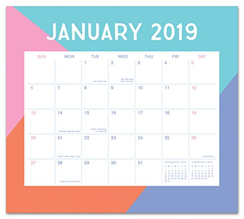 Searchlights 2019 Magnetic Monthly Pad