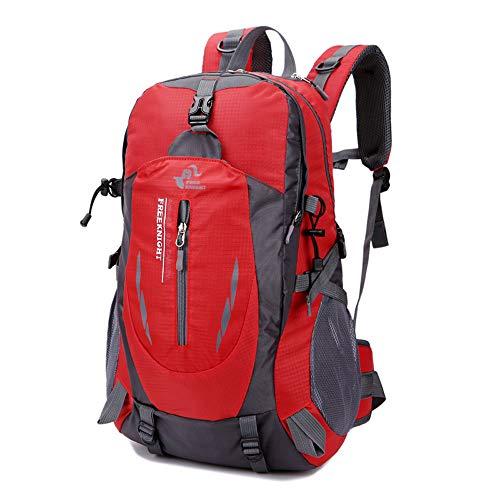 ┃BYEEEt┃ Zaini Unisex Stampa Mimetica Zaino Trekking Impermeabile Escursionismo Montagna Campeggio Alpinismo Viaggio