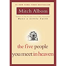 The Five People You Meet in Heaven (English Edition)